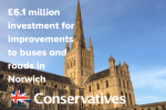 Norwich Spring Statement Graphic